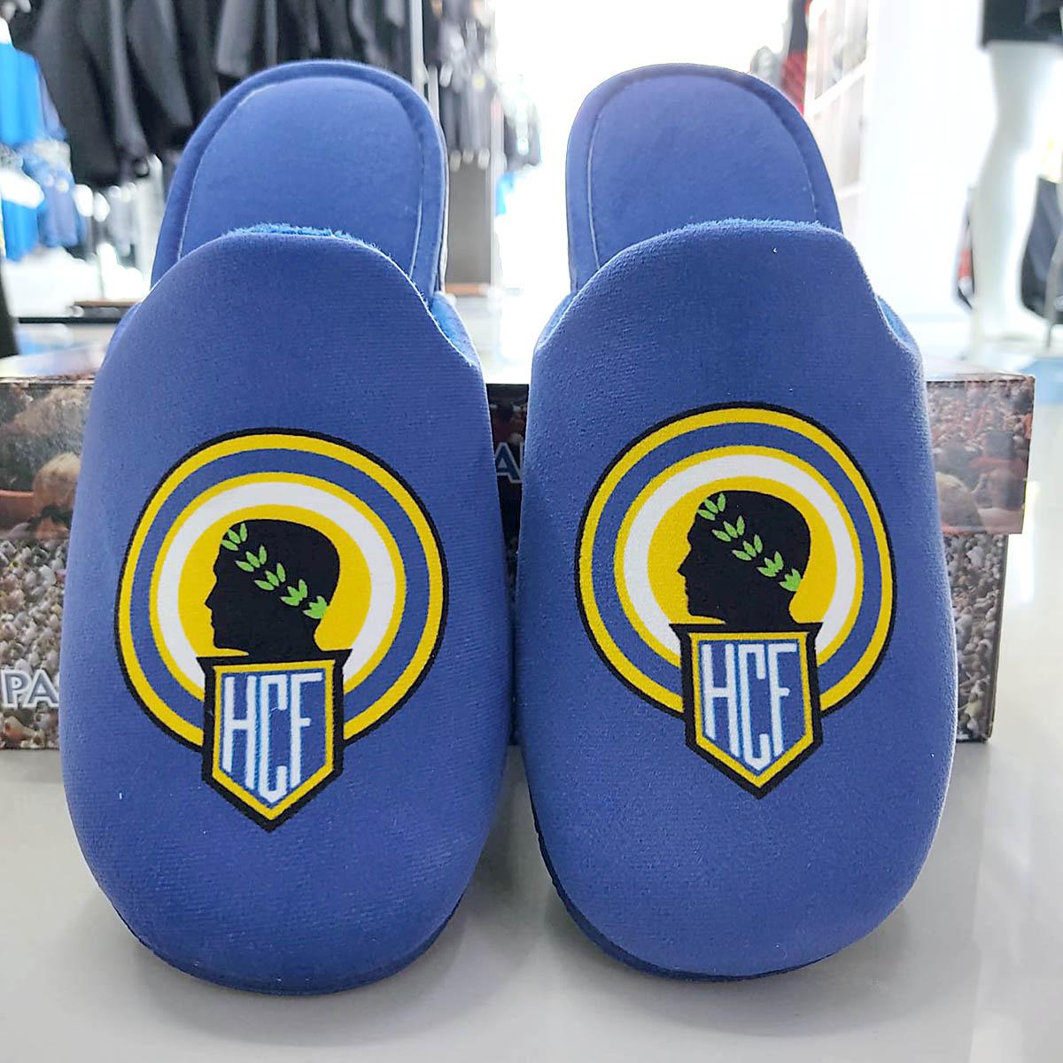 Zapatilla Invierno Azul
